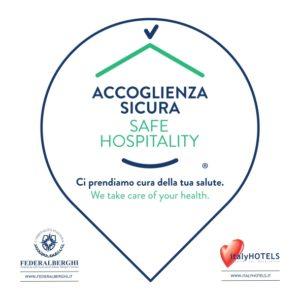 ACCOGLIENZA SICURA_Logo pin_10x10cm